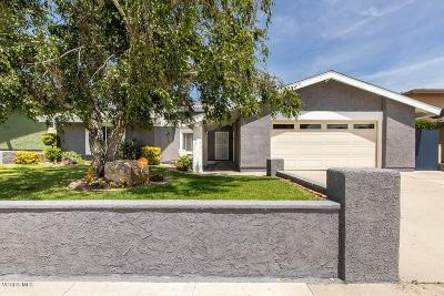 Simi Valley Single Family Home For Sale: 2622 Bancock Street