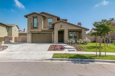 Camarillo Single Family Home For Sale: 3523 Breezy Drive