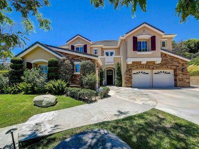 Camarillo Single Family Home For Sale: 7188 Camino Las Ramblas