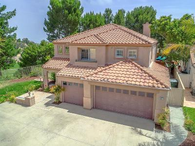 Thousand Oaks Single Family Home For Sale: 1671 Calle Rochelle