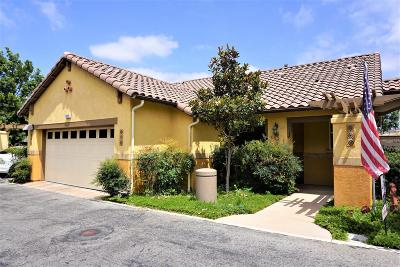 Simi Valley Single Family Home For Sale: 5175 Chamise Court