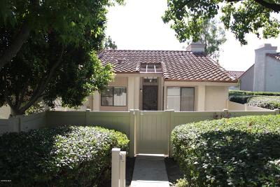 Thousand Oaks Condo/Townhouse For Sale: 2174 Deerfield Street