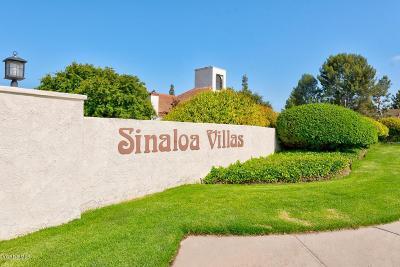 Simi Valley Condo/Townhouse For Sale: 1730 Sinaloa Road #312