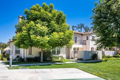 Newbury Park Condo/Townhouse For Sale: 1510 Silver Shadow Drive