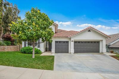 Thousand Oaks Single Family Home For Sale: 3374 Crossland Street