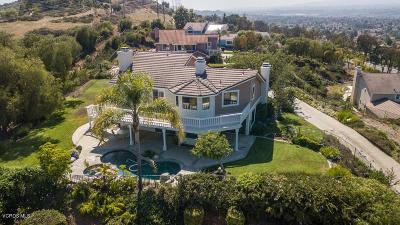 Moorpark Single Family Home For Sale: 13888 Ransom Road
