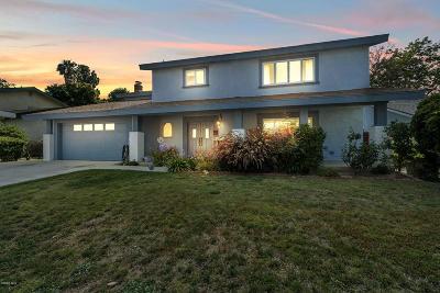 Camarillo Single Family Home For Sale: 1087 North Modesto Avenue