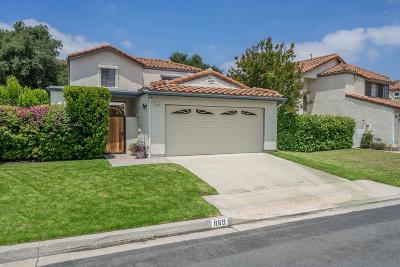 Simi Valley Single Family Home For Sale: 869 Congressional Road