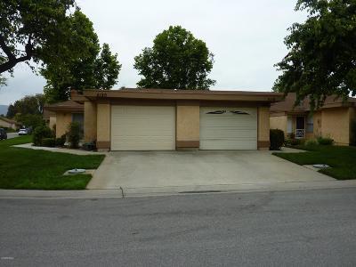 Camarillo Single Family Home For Sale: 4118 Village 4