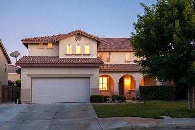 Lancaster Single Family Home Active Under Contract: 4614 West Avenue J12
