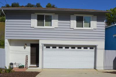 Newbury Park Single Family Home For Sale: 162 Maple Road