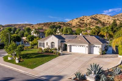 Simi Valley Single Family Home For Sale: 5853 Spirit Lake Court