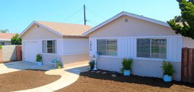 Oxnard Single Family Home For Sale: 3920 South C Street