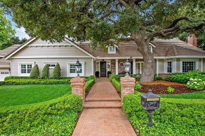 Westlake Village Single Family Home For Sale: 5390 Long Shadow Court