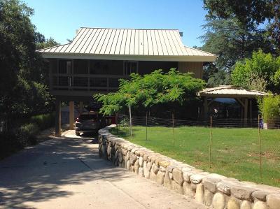 Ojai Single Family Home Active Under Contract: 2340 Burnham Road
