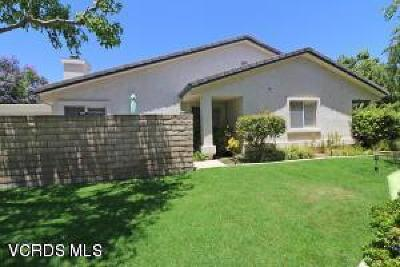 Simi Valley Condo/Townhouse Active Under Contract: 2435 Manet Lane