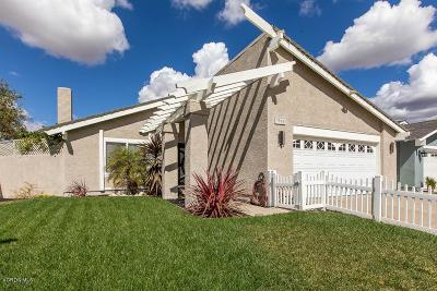 Simi Valley Single Family Home For Sale: 3905 Bayside Street