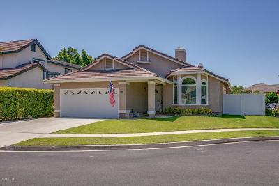 Simi Valley Single Family Home Active Under Contract: 449 Silver Moss Court