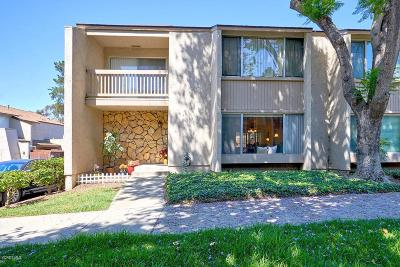 Ventura Condo/Townhouse Active Under Contract: 1642 Tapir Circle
