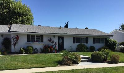 Simi Valley Single Family Home For Sale: 1790 Wallace Street