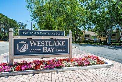 Westlake Village Condo/Townhouse For Sale: 1230 South Westlake Boulevard #E