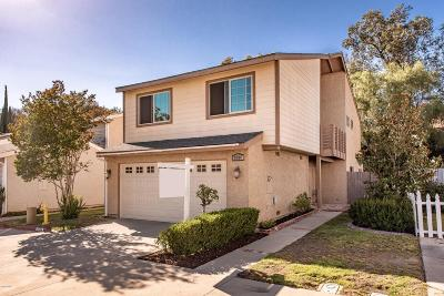 Simi Valley Single Family Home For Sale: 2454 Stow Street