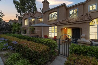 Oxnard Condo/Townhouse For Sale: 1138 Oyster Place
