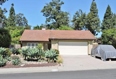 Camarillo Single Family Home For Sale: 1997 Old Ranch Road