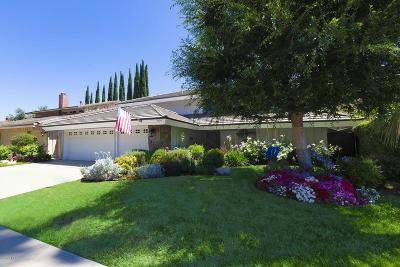 Westlake Village Single Family Home For Sale: 1654 Berwick Place