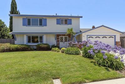 Camarillo Single Family Home For Sale: 1636 East Rowland Avenue