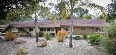 Thousand Oaks Single Family Home Active Under Contract: 1606 Hauser Circle