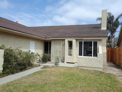 Camarillo Single Family Home For Sale: 6242 Calle Bodega