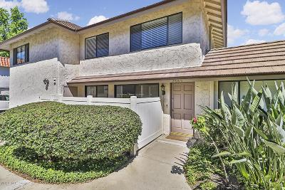 Westlake Village Condo/Townhouse For Sale: 2865 Instone Court