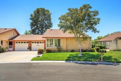 Camarillo Single Family Home Active Under Contract: 16171 Village 16
