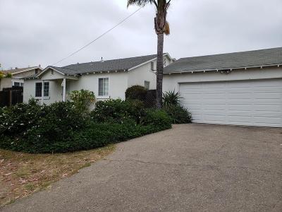 Ventura Single Family Home For Sale: 826 South Saticoy Avenue