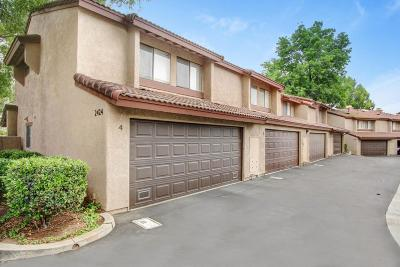 Simi Valley Condo/Townhouse For Sale: 2424 Chandler Avenue #1