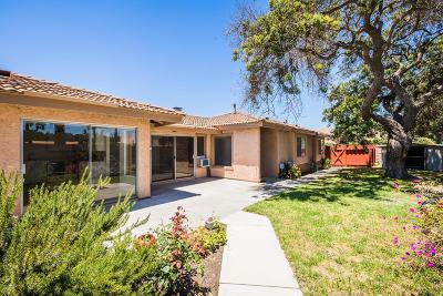 Camarillo Single Family Home For Sale: 2296 Chandler Street