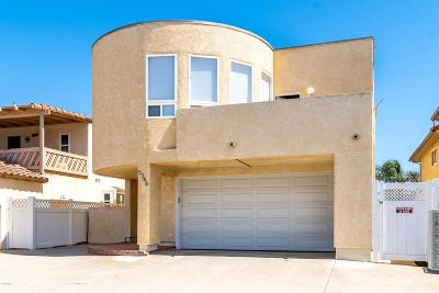Oxnard Single Family Home For Sale: 5346 Sandpiper Way