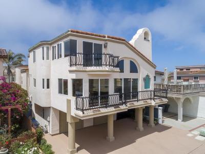 Oxnard Single Family Home For Sale: 5311 Seabreeze Way