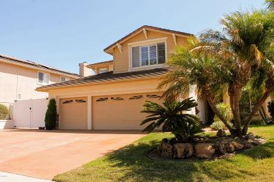 Camarillo Single Family Home For Sale: 2004 Alborada Drive