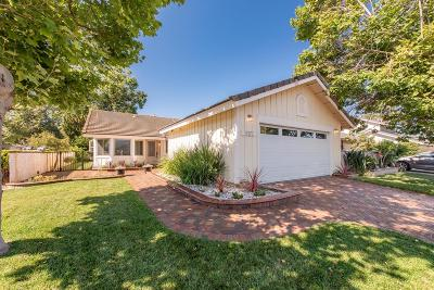 Moorpark Single Family Home For Sale: 13172 East Millerton Road