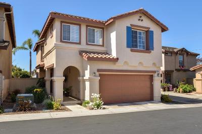 Camarillo Single Family Home For Sale: 1550 Los Alisos Court
