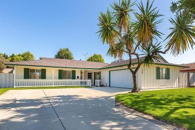 Camarillo Single Family Home For Sale: 1791 Euclid Avenue