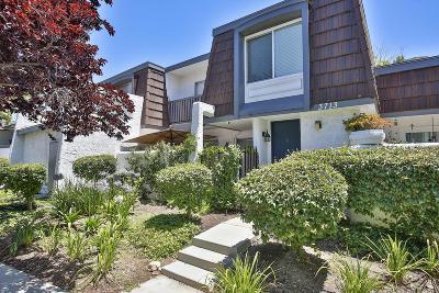 Westlake Village Condo/Townhouse For Sale: 3713 Summershore Lane