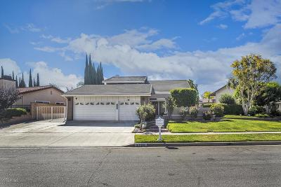 Simi Valley Single Family Home For Sale: 3120 Omega Avenue