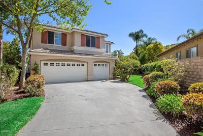 Simi Valley Single Family Home For Sale: 524 Granite Hills Street