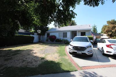 Reseda Single Family Home For Sale: 18142 Archwood Street