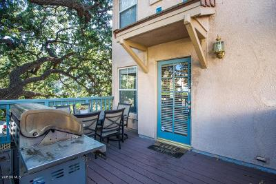 Westlake Village Condo/Townhouse Active Under Contract: 3321 Holly Grove Street