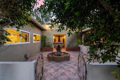 Woodland Hills Single Family Home For Sale: 23244 Bigler Street