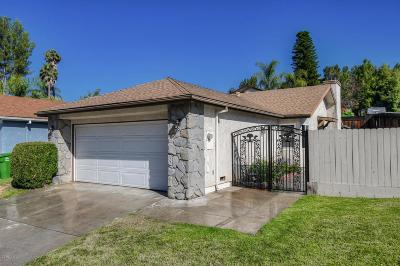 Moorpark Single Family Home For Sale: 14751 Reedley Street